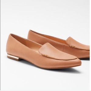 Express Pointed Toe Loafer flat
